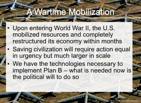 Wartime Mobilization