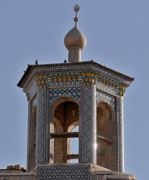 Naser-ol-Molk - tower
