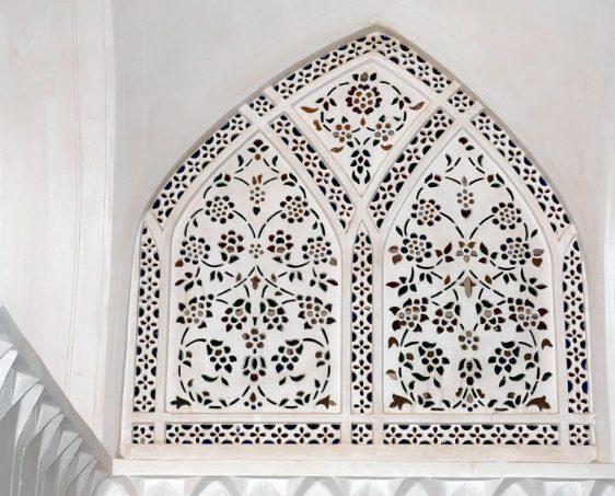 Manouchehri House - window