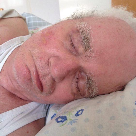 Arvind in hospital 2