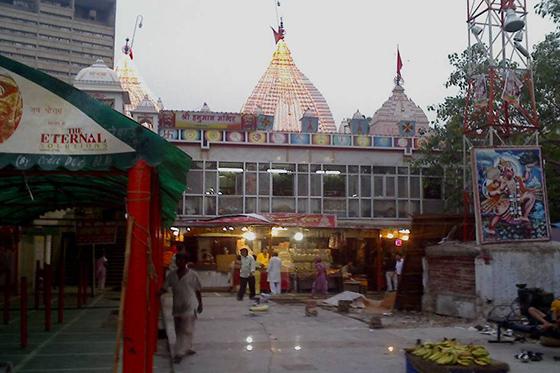 Hanuman Mandir Connaught Place Delhi