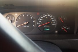 Jeep Odometer