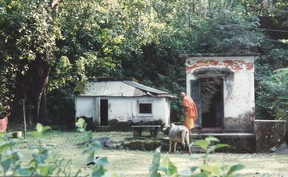 Sadhu dwelling
