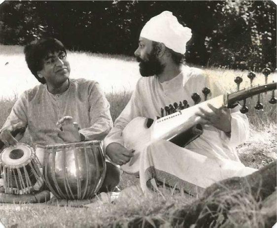 Gurdev Singh and Latif Ahmed Khan