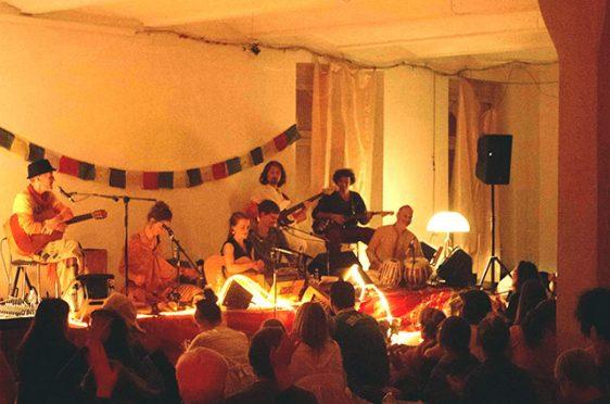 Concert at Hasenheide