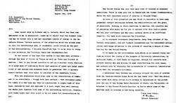 Letter Einstein to Roosevelt