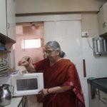 Modern gadget in kitchen