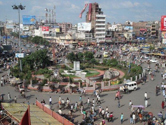 Patna modern