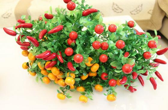 Plastic chili