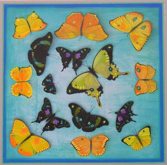 Butterfly Meeting
