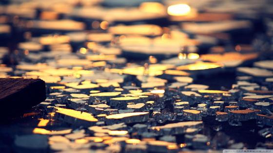 broken-golden-glass