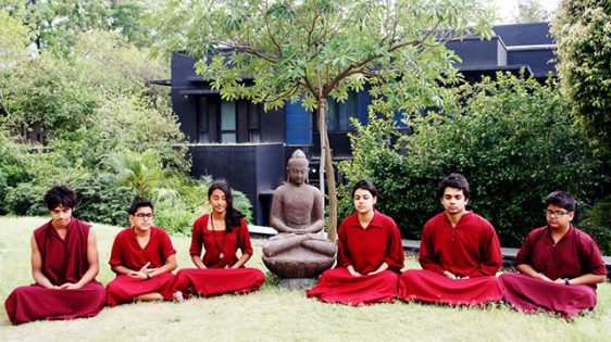 children-meditation-camp
