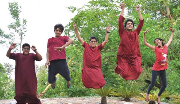 children-meditation-camp-jumping