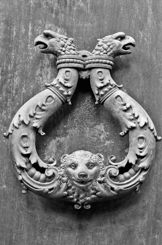 Door Knocker Rome