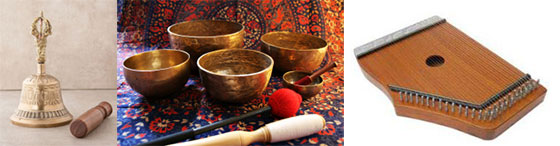 bell, singing, bowls, swarmandal