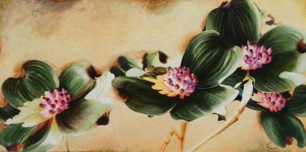 Blossoms in Open Prayer