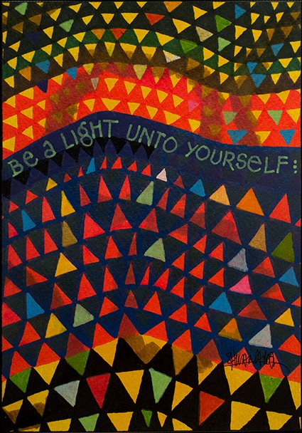 400-be-a-light-unto-yourself
