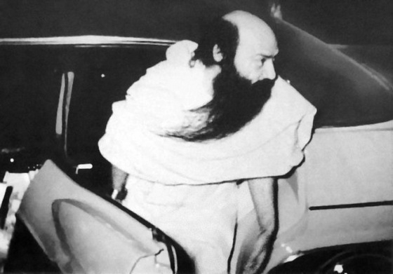 Osho out-of-car