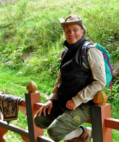 travelling in Bhutan, 2009
