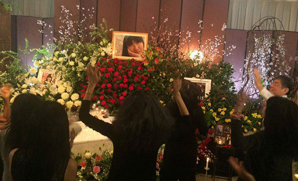 Meera celebration 1st March in Japan