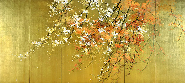 Abundant Spring by Padma