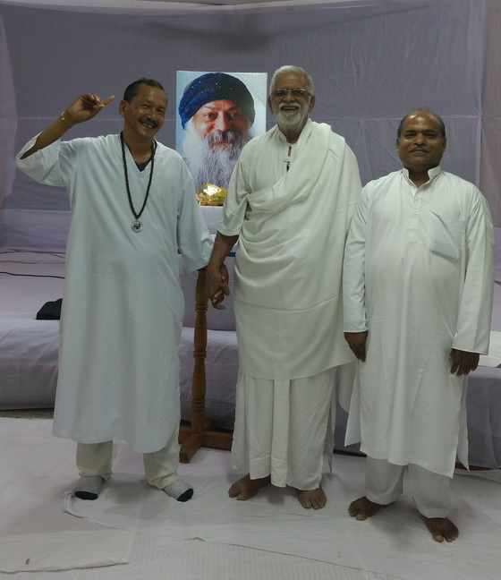 Bhairava and Ageh Bharti
