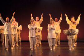 Gurdjieff dances with Amiyo
