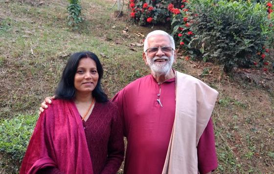 Prem Isha and Ageh Bharti