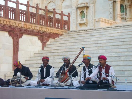 Rajasthan Folk Group Bhaga Khan Chatangarh