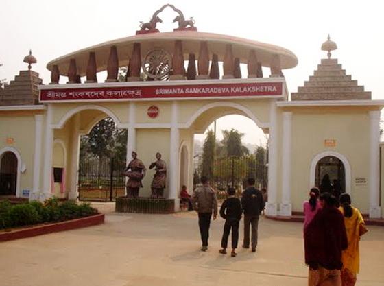 SSK entrance