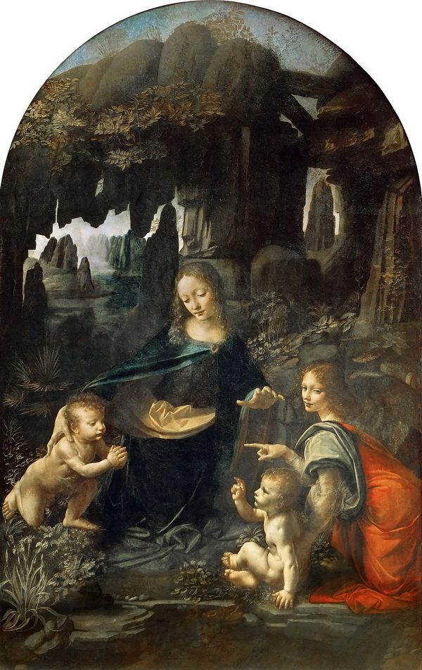 The Virgin of the Rocks