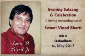Vinod Celebration