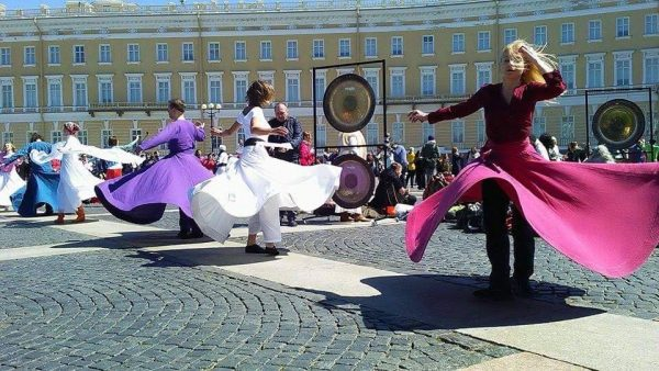 030 Sufi Whirling at Palace Square 6