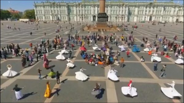 110 Sufi Whirling at Palace Square 2