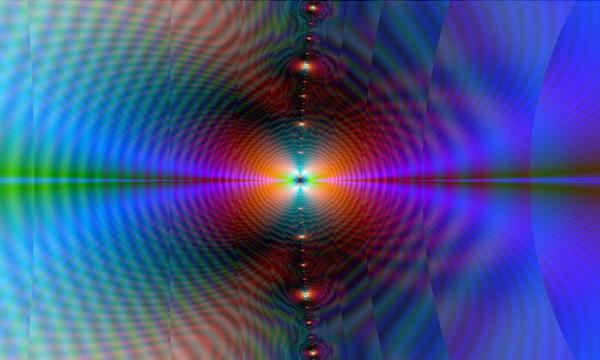 Cosmic ripples
