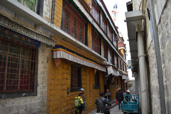 Lanes of Lhasa