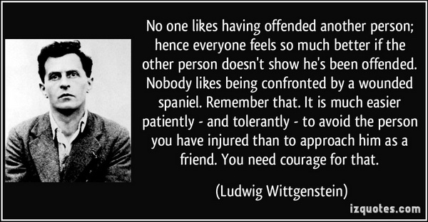 Wittgenstein quote