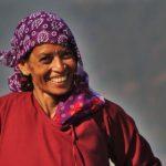 Woman in Kumaon Feat