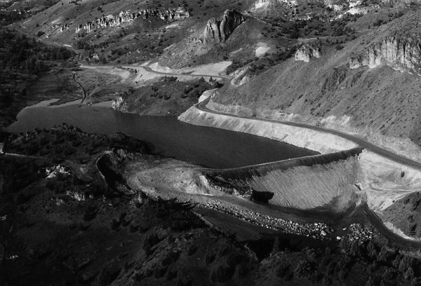 Krishnamurti Lake almost full