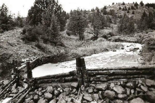 River restaurantion work