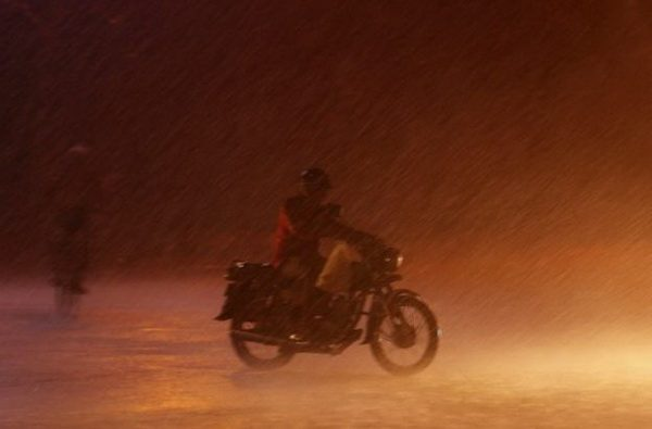 Bike rider © EPA