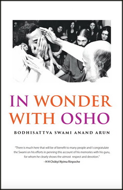 Book cover In Wonder With Osho
