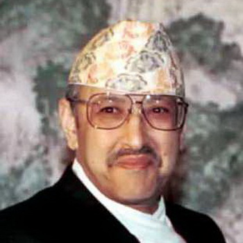 King Birendra of Nepal