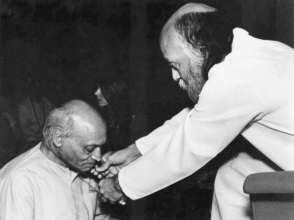 Osho darshan Devateerth Bharti