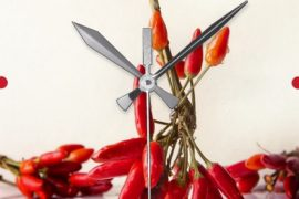 Chilli Clock Feat