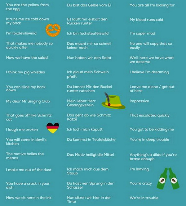 German phrases 3
