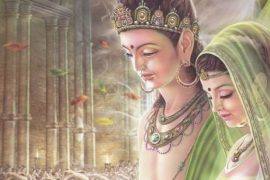 Siddhartha-marries-Yashodhara Feat
