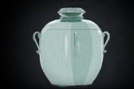 Silver urn