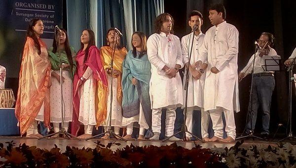 Singing Malhar