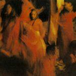Dancing in darshan